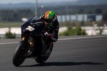 Le Mans MotoGP testing