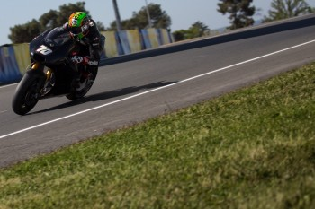 Le Man MotoGP test